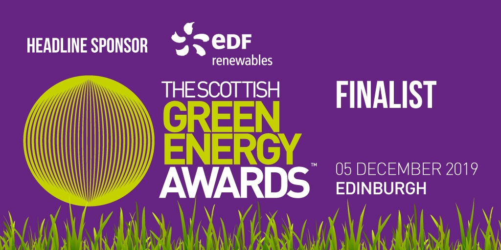 The Scottish Green Energy Awards 2019 Finalists
