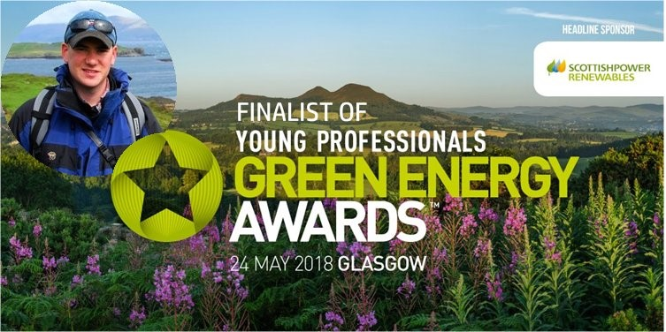 Young Professionals Green Energy Awards Finalist Announcement!